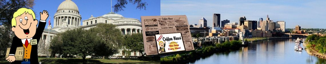 Jackson Advertising - Coffee News Jackson & Pearl River Mississsippi